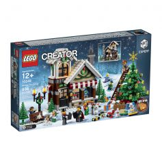 Winter Toy Shop - 10249