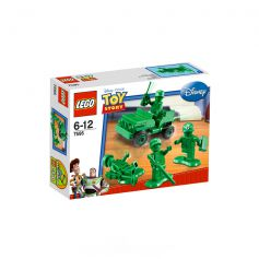 Army Men on Patrol - 7595