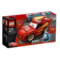 Ultimate Build Lightning McQueen - 8484