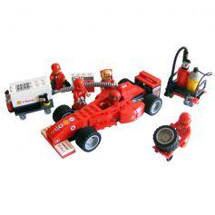 Ferrari F1 Fuel Stop - 8673