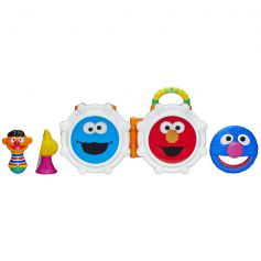 Playskool Sesame Street Take Along Band Set