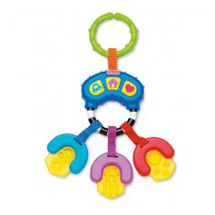 Fisher Price Musical Teether Keys