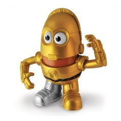 PPW Mr Potato Head C-3PO