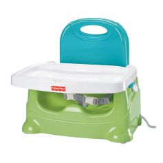 Fisher Price Healthy Care Green Booster Seat