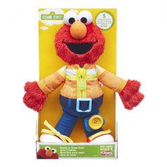 Playskool Sesame Street Ready to Dress Elmo Plush - B6952