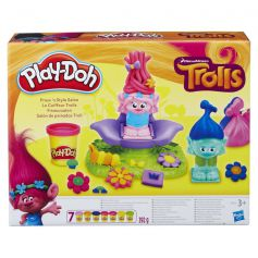 Play Doh Trolls Press N Style Salon - B9027