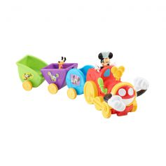 Fisher Price Mickey Mouse Clubhouse Wobble Bobble Train Vehicle
