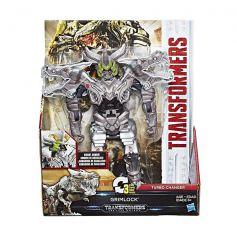 Transformers The Last Knight -- Knight Armor Turbo Changer Grimlock