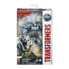 Transformers The Last Knight Premier Edition Deluxe Dinobot Slash