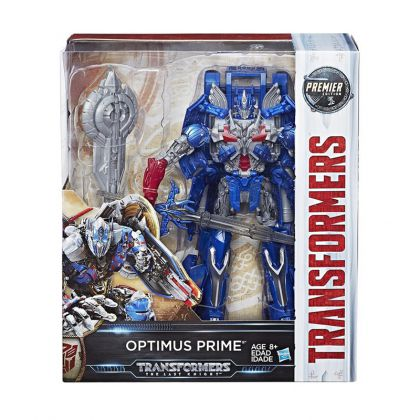 Transformers The Last Knight Premier Edition Leader Class Optimus Prime