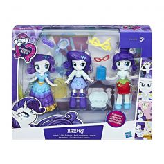My Little Pony Equestria Girls Minis Switch n Mix Fashions Rarity