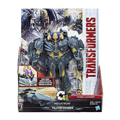 Transformers The Last Knight -- Knight Armor Turbo Changer Megatron