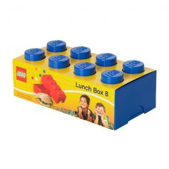 Lego Lunch Box Blue - DC02543