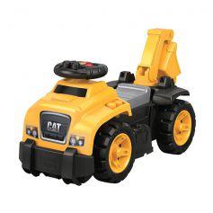 Mega Bloks CAT 3-In-1 Excavator Ride-On Toy Box