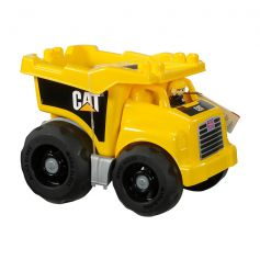 Mega Bloks CAT Dump Truck