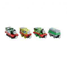 Thomas & Friends Take-n-Play Sodor's Green Team Playset