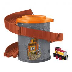 Thomas & Friends Take-n-Play - Spiral Tower Tracks with Dart