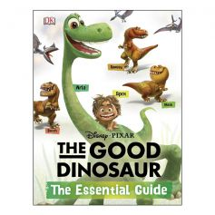 DK The Good Dinosaur: The Essential Guide Hardcover Book