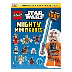 DK Lego Star Wars Ultimate Sticker Collection
