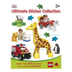 DK Lego DUPLO Ultimate Sticker Collection