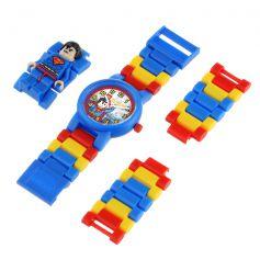Superman Minifigure Kids Watch
