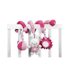 Tiamo Miffy Playpen Spiral Pink