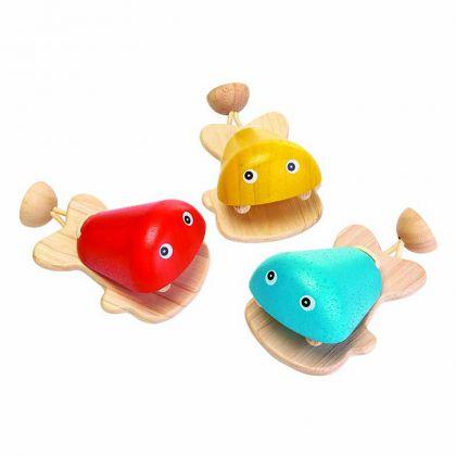 Fish Castanet