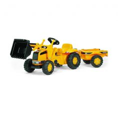Rolly Toys JCB With Trailer