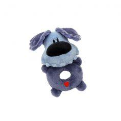 Tiamo Woezel Rattle Cuddly Toy