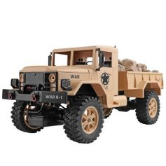 WLtoys 1/12 4WD War K-1 - Electric RC Truck
