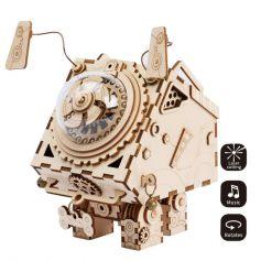 Robotime Steampunk Music Box