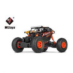 WLTOYS 1/18 4WD RC Rock Crawler 2.4GHz RTR