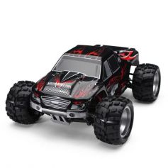 WLTOYS RC Mobil Remote Monster Truck 1/18 2.4Gh 4WD RTR RC Car