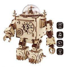 Robotime Steampunk Music Box- Orpheus