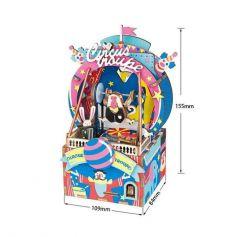 Robotime Music box - Dream Series - Amusement Park