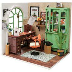 ROBOTIME DIY Wonderful Life Jimmy's Studio