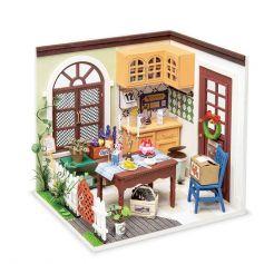 ROBOTIME Wonderful life Mrs Charlie's Dining Room