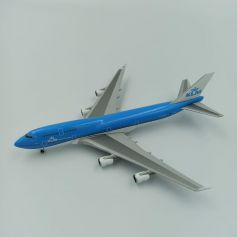 "HERPA KLM BOEING 747-400 ""CITY OF NAIROBI"" 1/500"