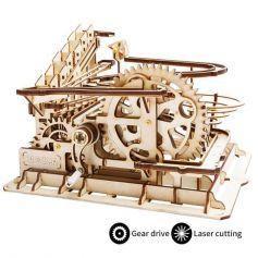 Robotime Magic Crush - Marble Run - Waterwheel coaster