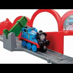 Thomas and Friends Take N Play Spills and Thrills Trackset