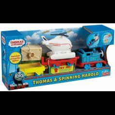 Thomas and Spinning Harold