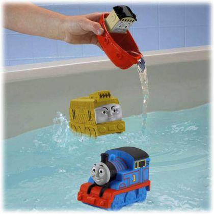 Thomas & Friends 3-Pack Bathtub Buddies