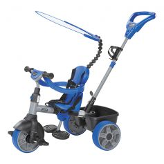 Little Tikes 4-in-1 Basic Edition Trike Blue