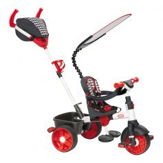 Little Tikes 4-in-1 Basic Edition Trike Red