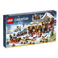 Santa's Workshop - 10245