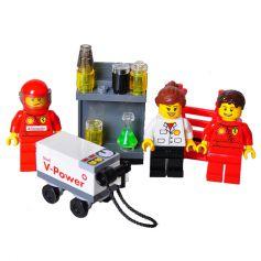 Ferrari pit crew - 30196