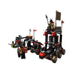 Bull's Attack - 6096