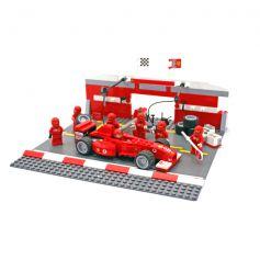 Ferrari F1 Pit Set - 8375