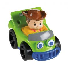 Fisher Price Little People Wheelies Woody