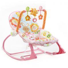 Fisher Price Infant to Toddler Pink Rocker